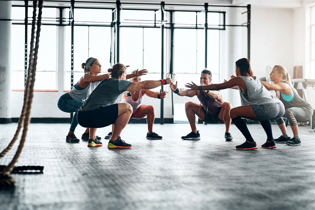 Get Rid Of Fat With 'With Ultimate Fitness'